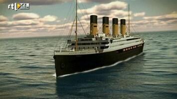 RTL Nieuws Dagobert Duck-hobby: replica Titanic komt eraan