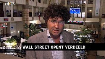 RTL Z Opening Wallstreet Afl. 158