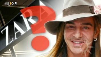 RTL Boulevard Galliano voor Zara?