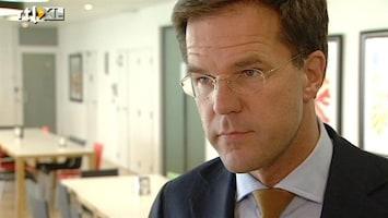 RTL Nieuws Rutte: 'Geen solidariteit met Griekenland'