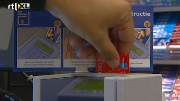RTL Nieuws Weer chaos bij grote pinstoring
