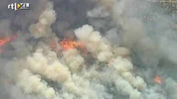 RTL Nieuws Texas geplaagd door hevige bosbranden