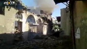 RTL Nieuws Regime Assad door aanslag 'in hart geraakt'