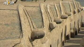 RTL Nieuws Honda sloopt 1055 nieuwe auto's