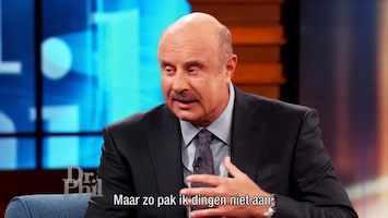 Dr. Phil My first face-to face meeting with my cyber stalker who is obsessed and in love with me