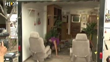 RTL Nieuws 9 miljoen mensen oefenen aardbeving Californië