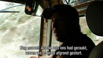 Ruige Mannen: Deadliest Roads Ruige Mannen: Deadliest Roads Aflevering 2
