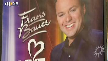 RTL Boulevard Frans Bauer over zijn negende theatertour