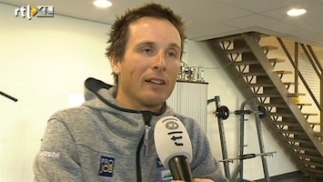 RTL Nieuws Hoogerland denkt stiekem al aan Tour