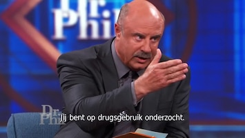 Dr. Phil A custody confrontation as Sandra storms off