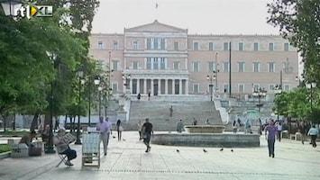 RTL Nieuws Nieuwe Griekse verkiezingen onvermijdelijk