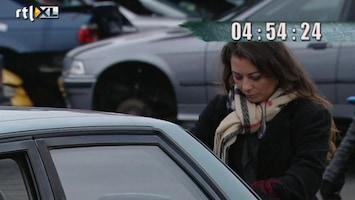Het Zesde Zintuig Car Crasher: Diane is afgeleid, Sylvia's onzekerheid