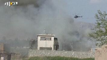 RTL Nieuws Zware explosies in Afghanistan