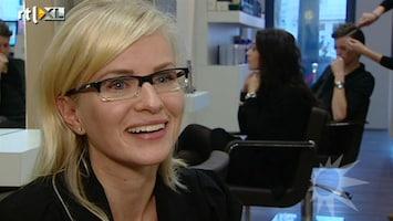 RTL Boulevard Fiona Franchimon haar Milaan/Parijs Fashion