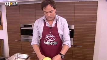 Koffietijd Caspar Burgi maakt wentelteefjes