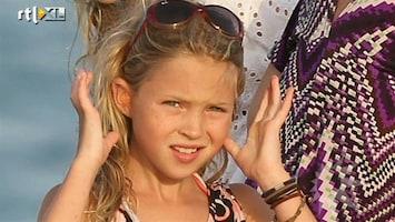 RTL Boulevard Dochter Kate Moss wil model worden