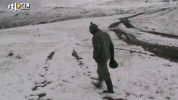 RTL Nieuws Doden door extreme kou in Peru
