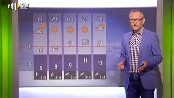 RTL Weer Buienradar Update 3 juni 2013 16:00 uur