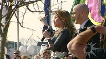 RTL Boulevard Helga ontmoet Maxima