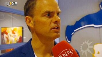 """RTL Boulevard Frank de boer """"valt homo's aan"""""""