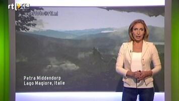 RTL Weer Vakantie Update 30 juli 2013 12:00 uur