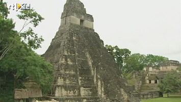 RTL Nieuws Talloze Mayaschatten niet opgegraven