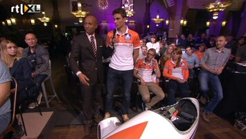 RTL Late Night Snelste fietser op aarde