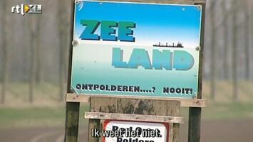 RTL Nieuws Zeeuwen boos om plan Hedwigepolder