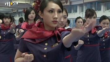 RTL Nieuws Kung Fu in de lucht