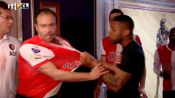 RTL Nieuws Spelers Feyenoord en PSV slaags na wedstrijd