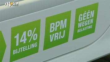 RTL Nieuws Run op zuinige lease-auto