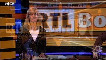 RTL Boulevard Monique Smit ontmoet stalker