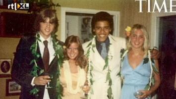 Editie NL De prom-foto's van Obama