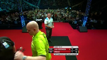 RTL 7 Darts: World Series Of Darts Dubai