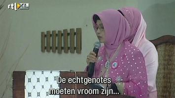 RTL Nieuws 'Hoe gehoorzaam ik mijn man'