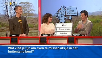 Wat Vindt Nederland? - Wat Vind Je Fijn Om Even Te Missen Als Je In Het Buitenland Bent?