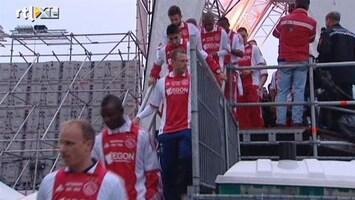 RTL Nieuws Spelers: huldiging Ajax 'een groot feest'