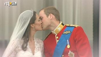 RTL Z Nieuws William en Kate: het huwelijk en de kus