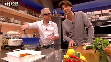 Carlo & Irene: Life 4 You Rudolph en Rick in de keuken
