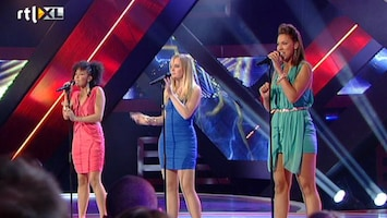X Factor Sway - Knock You Down