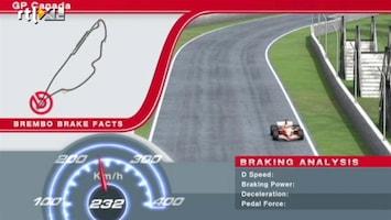 RTL GP: Formule 1 Brakefacts Canada