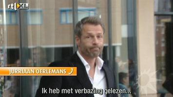 RTL Boulevard Jurriaan Oerlemans leed dubbelleven