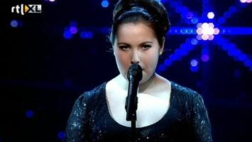 My Name Is ... Verena als Adele met Make You Feel My Love