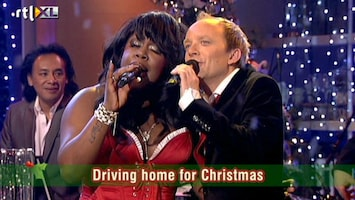 Carlo & Irene: Life 4 You Derek en Berget zingen Driving Home For Christmas