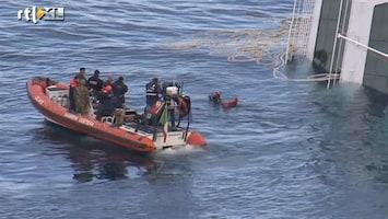 RTL Nieuws Kapitein Costa Concordia belde van reddingsboot
