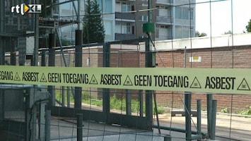 RTL Nieuws Deel Utrechtse Kanaleneiland afgesloten om asbest