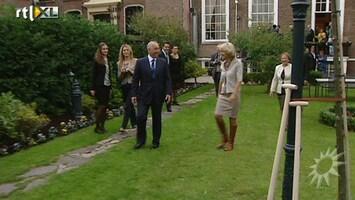RTL Boulevard Prinses Irene plant boom bij Turkse Ambassade