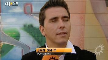 RTL Boulevard Jan Smit start eigen platenlabel