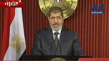 RTL Nieuws Egyptische president Morsi wil dialoog met oppositie
