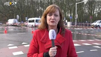 RTL Nieuws 'Groot onderzoek op plek waar lichaam is gevonden'